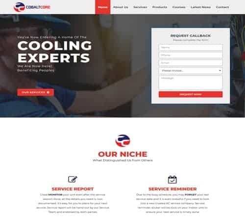 Portfolio IAMRIZAL.COM - cobaltcore.com.my