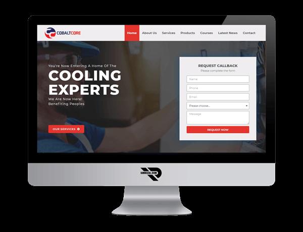 Cobalt Core | Portfolio IAMRIZAL.COM