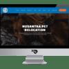 Nusantra Pet Relocation   Portfolio IAMRIZAL.COM
