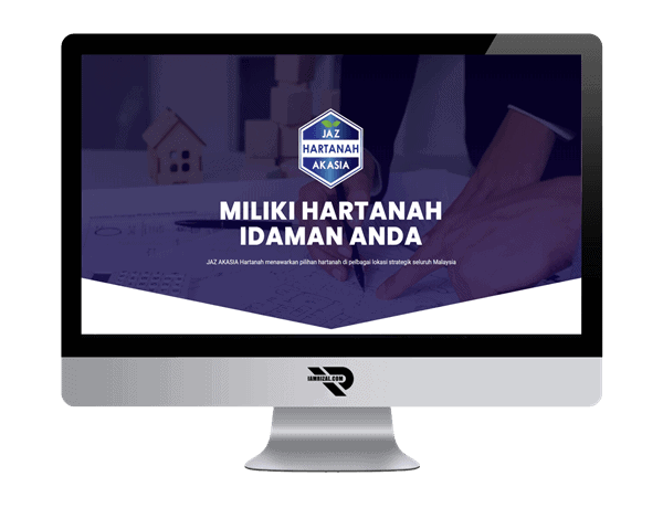Jaz Akasia Hartanah | Portfolio IAMRIZAL.COM