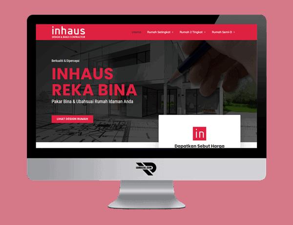 Inhaus Reka Bina | Portfolio IAMRIZAL.COM